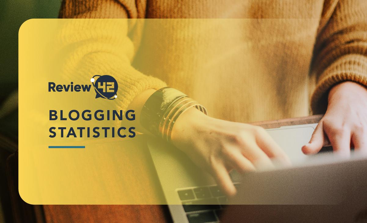 39 Impressive Blogging Statistics to Boost Your Online Presence in 2021