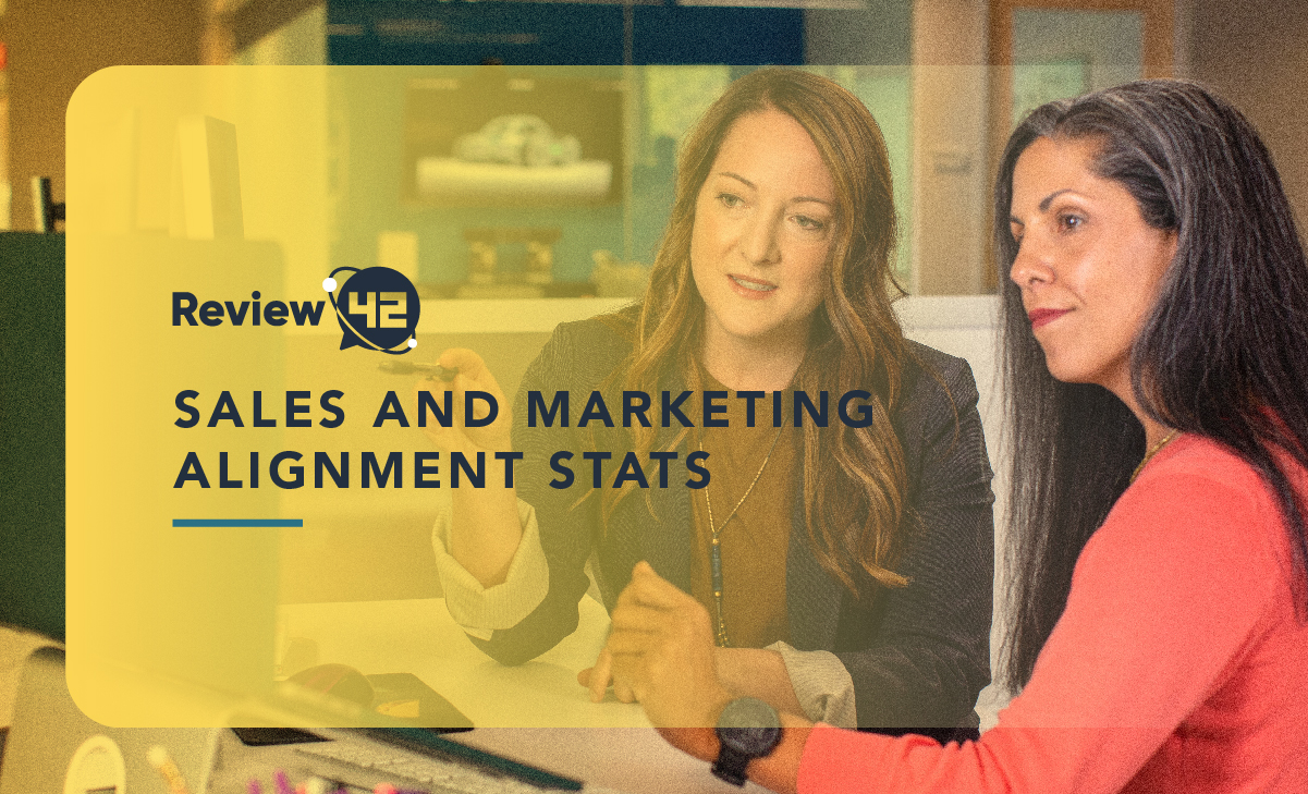63+ Mind-boggling Sales and Marketing Alignment Stats that Prove It's Worth It in 2019
