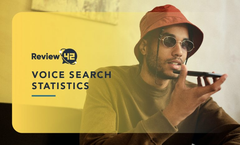 Voice Search Statistics - Featured Image