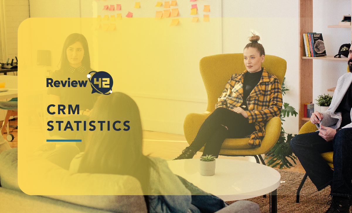 45 Groundbreaking CRM Statistics and How to Use Them in 2021