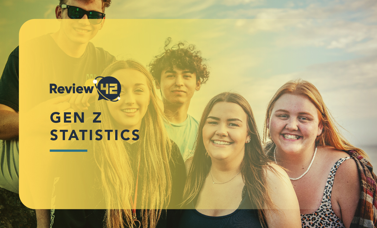 Gen Z Statistics – What We Know About the New Generation