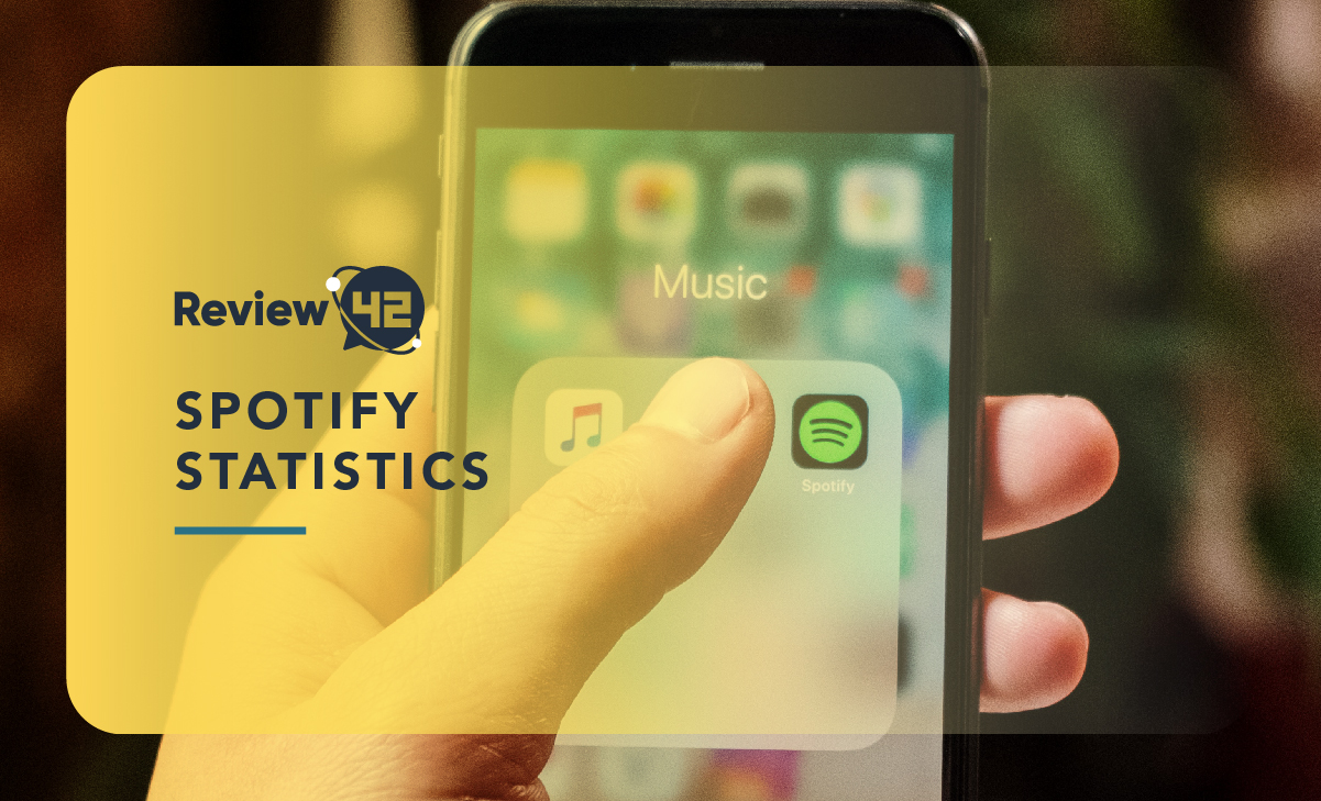 17+ Spotify Statistics, Facts, & Trends [Updated for 2021]