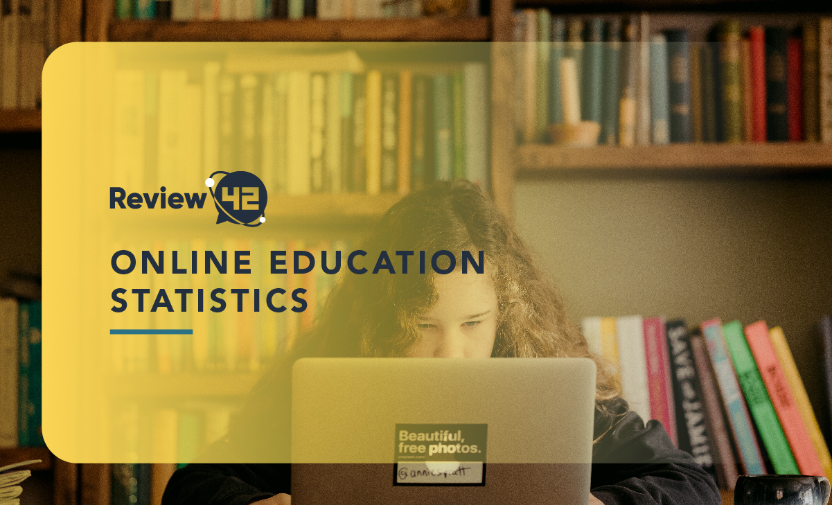 20 Fascinating Online Education Statistics to Know In 2021