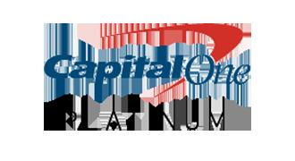 CapitalOne Platinum Mastercard®