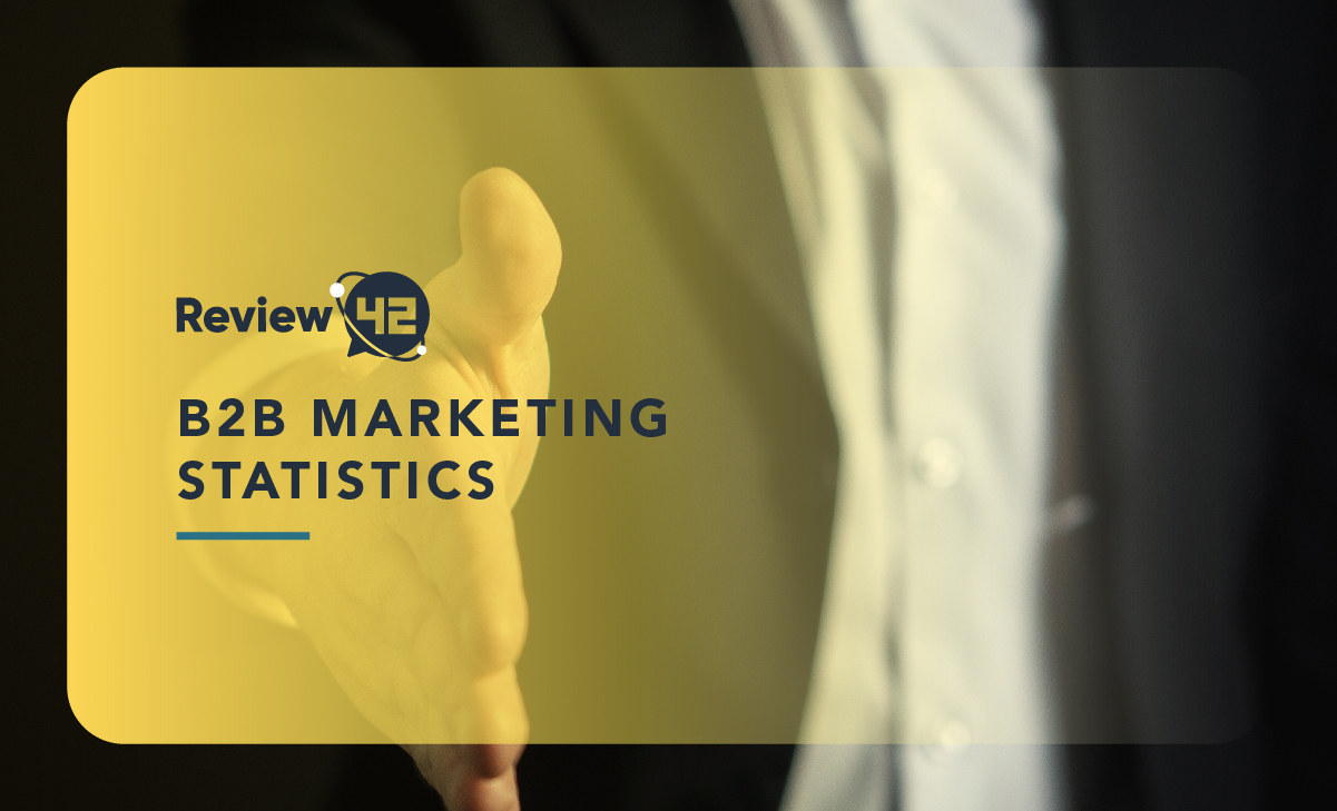 29+ B2B Marketing Statistics to Help Your Business in 2020