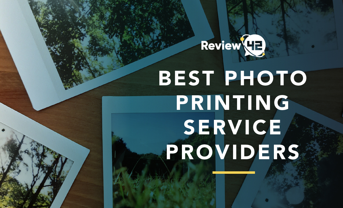 Best Photo Printing Service Providers