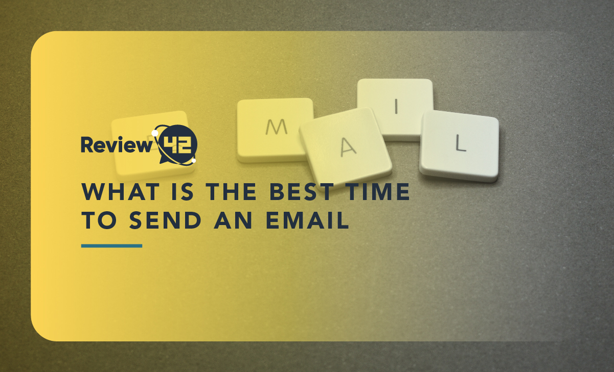 What Is the Best Time to Send an Email [55+ Stats for 2021]