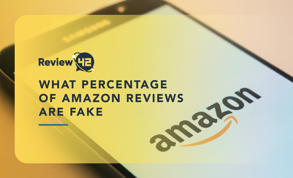 What Percentage of Amazon Reviews Are Fake