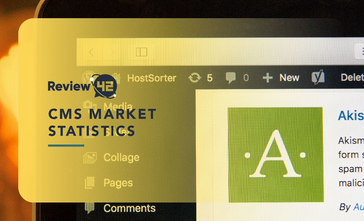 33 Mind-Blowing CMS Market Statistics You Need to Know in 2021