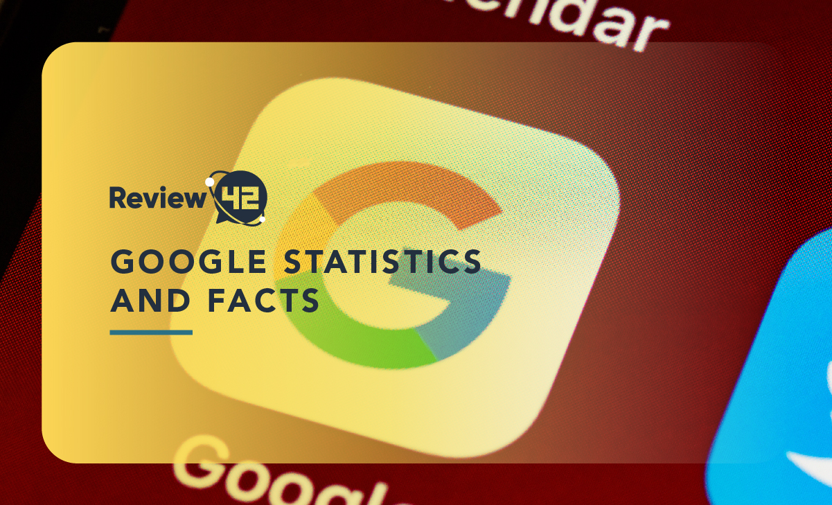 111+ Google Statistics and Facts That Reveal Everything About the Tech Giant