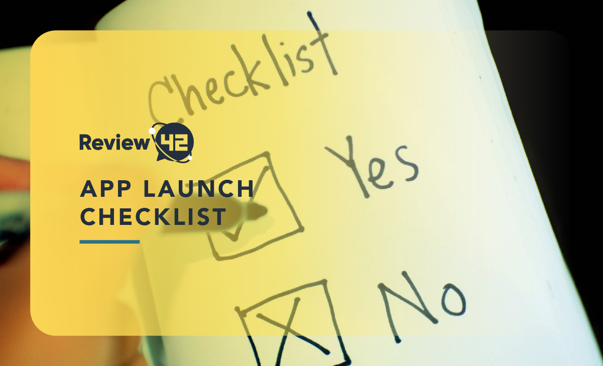 Detailed App Launch Checklist: 29 Steps for Successful Mobile App Creation