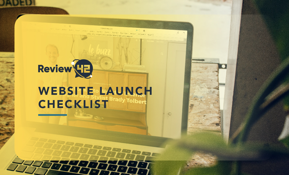 Website Launch Checklist: 31 Things to Do Before Launch [+Resources]