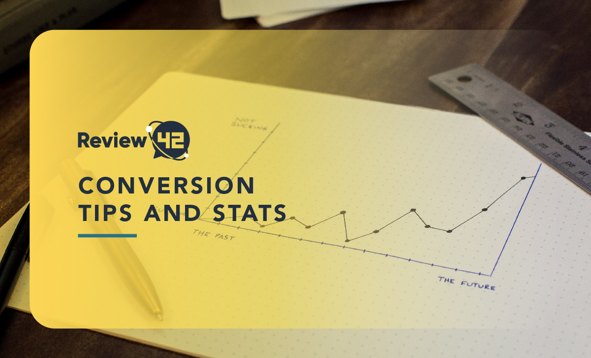 Conversion Tips and Stats to Easily Boost Your Sales in 2020