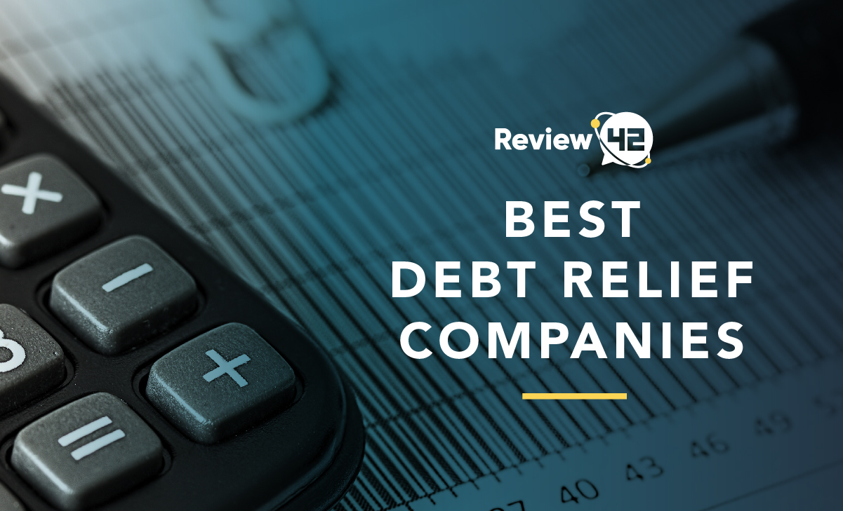 Best Debt Relief Companies