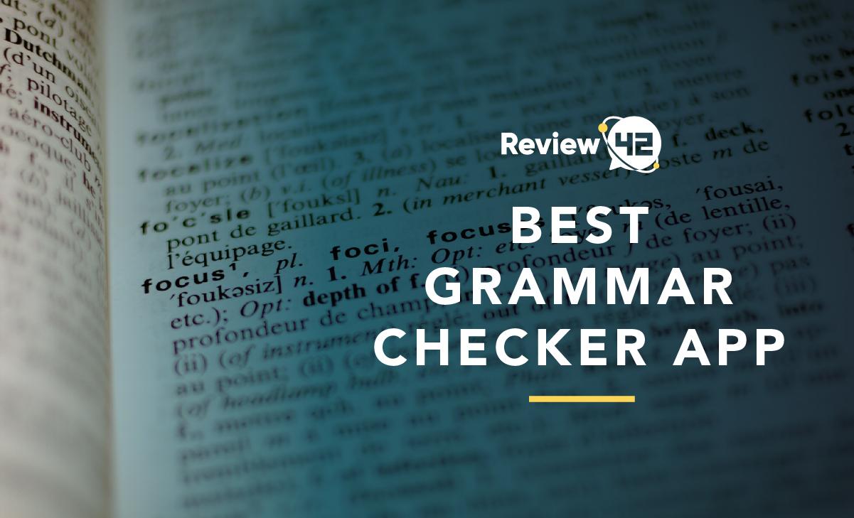 Best Grammar Checker App