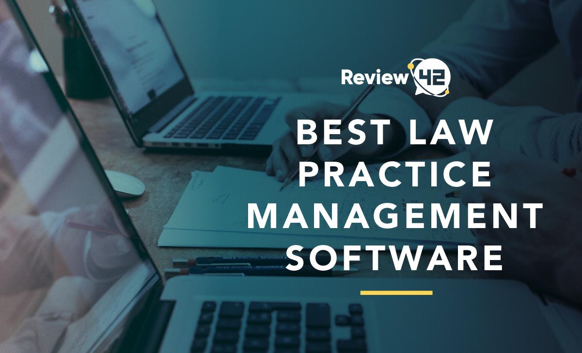 Best Law Practice Management Software