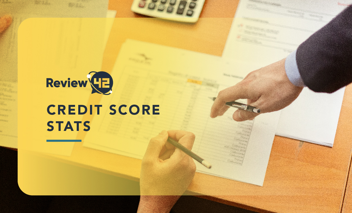 15+ Credible Credit Score Stats To Know in 2021