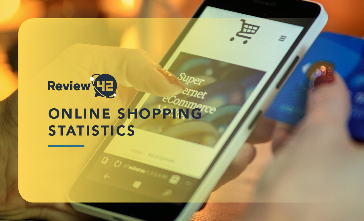 18 Amazing Online Shopping Statistics 2021