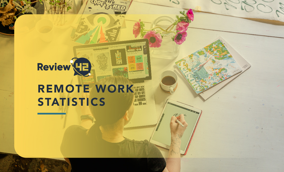 28 Need-To-Know Remote Work Statistics of 2021