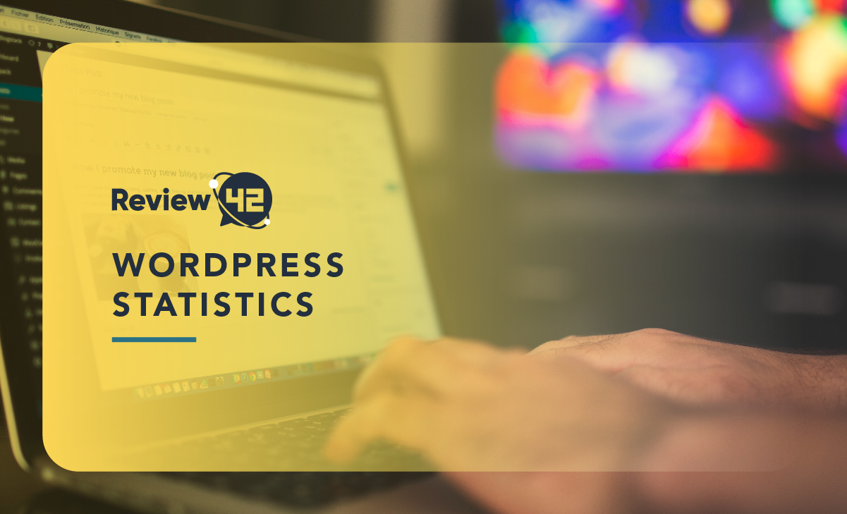 WordPress Statistics – What You Need to Know in 2021