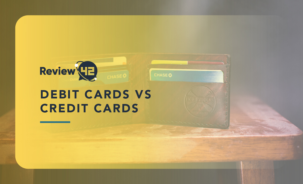 Debit cards vs Credit Cards – What's the Difference?