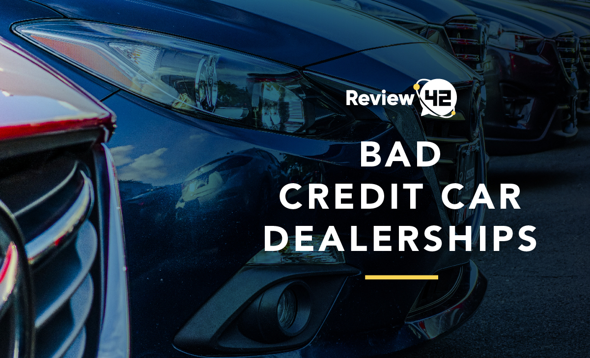Top Auto Financing For Bad Credit [Compared In 2021]