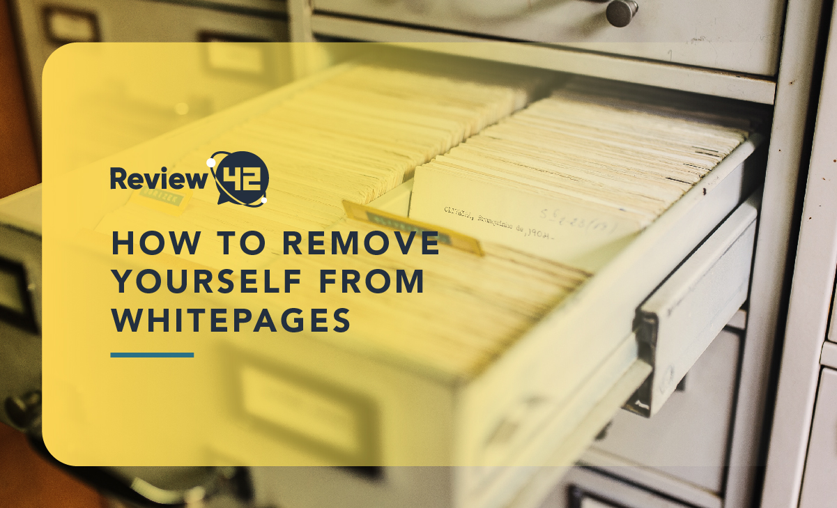 How to Remove Yourself From Whitepages [And Other Search Sites]