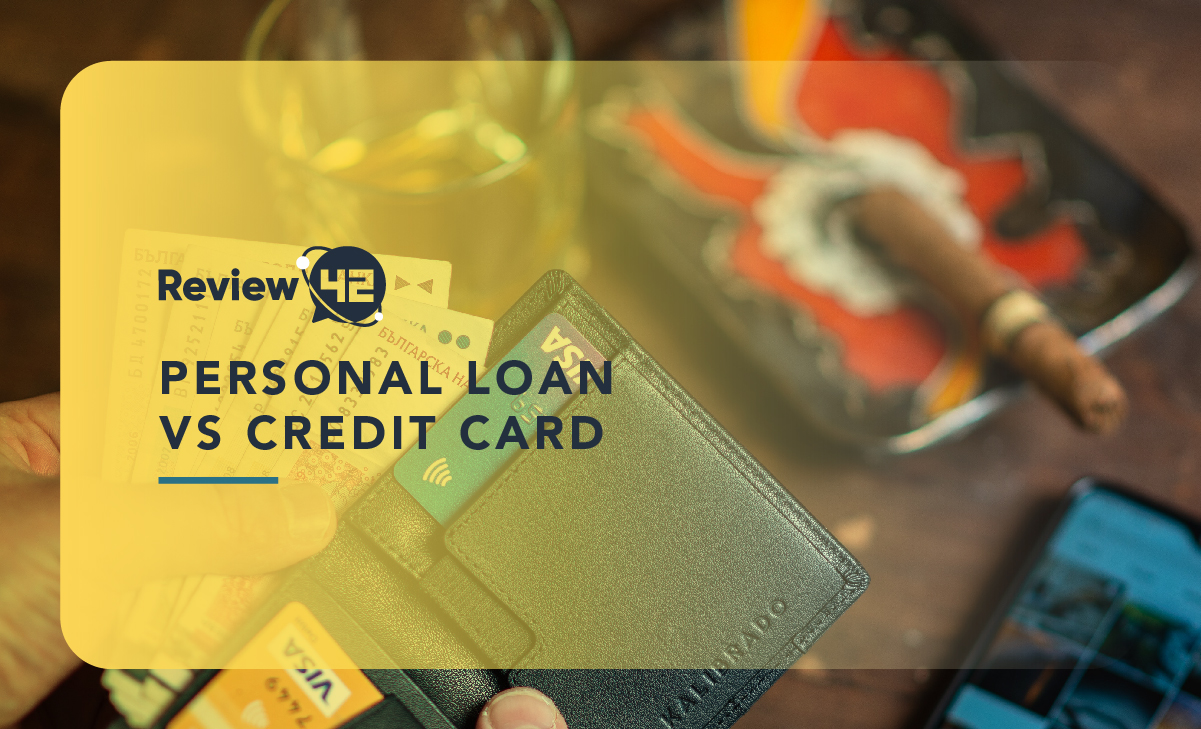 Personal Loan VS Credit Card [Differences, Which to Choose]