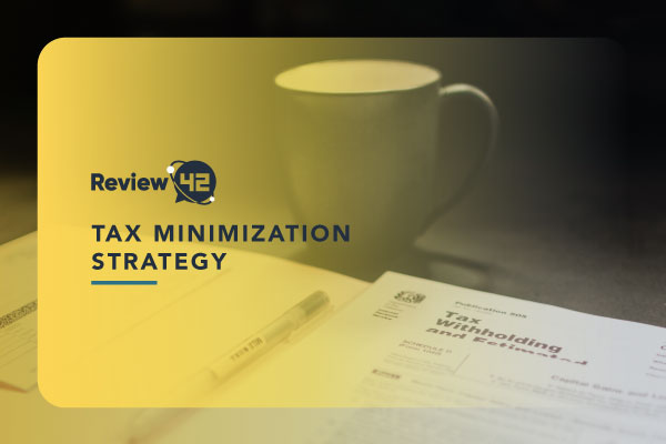 Which Tax Minimization Strategy Should You Use?