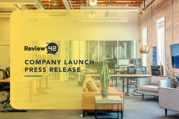Company Launch Press Release [The Guide for Startups]
