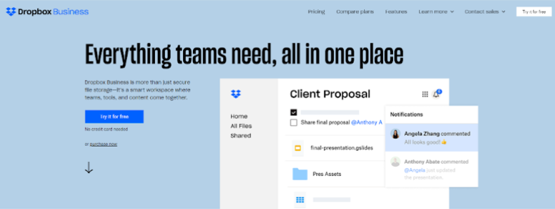 Website design ideas - image 1