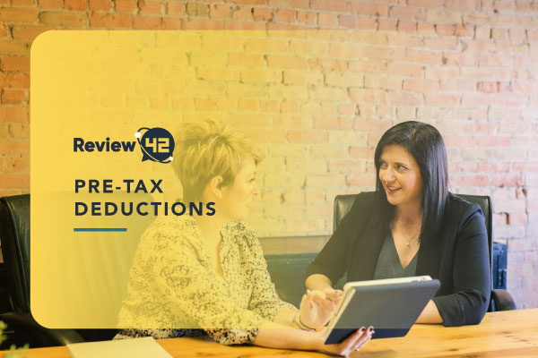 Pre-Tax Deductions: What Are They and How Do They Work?
