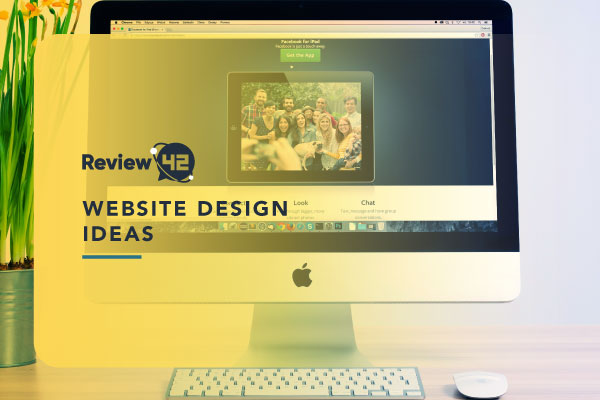 Website Design Ideas [20 Great Examples & Where to Look for Inspiration]