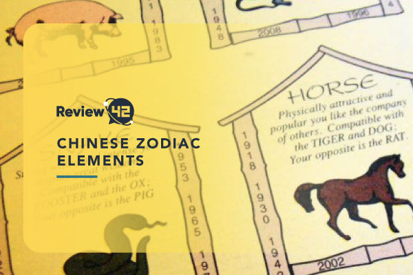 Chinese Zodiac Elements [What They Are & How to Find Yours]