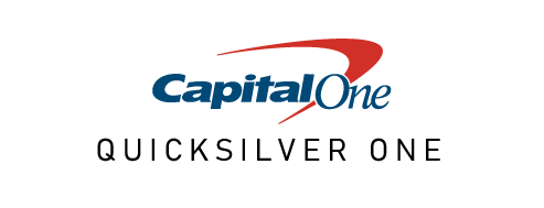 QuicksilverOne Cash Rewards Credit Card from Capital One