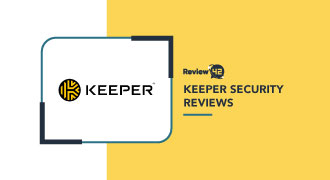 Keeper Security Reviews