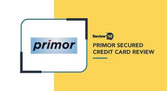 Primor® Gold Secured Credit Card